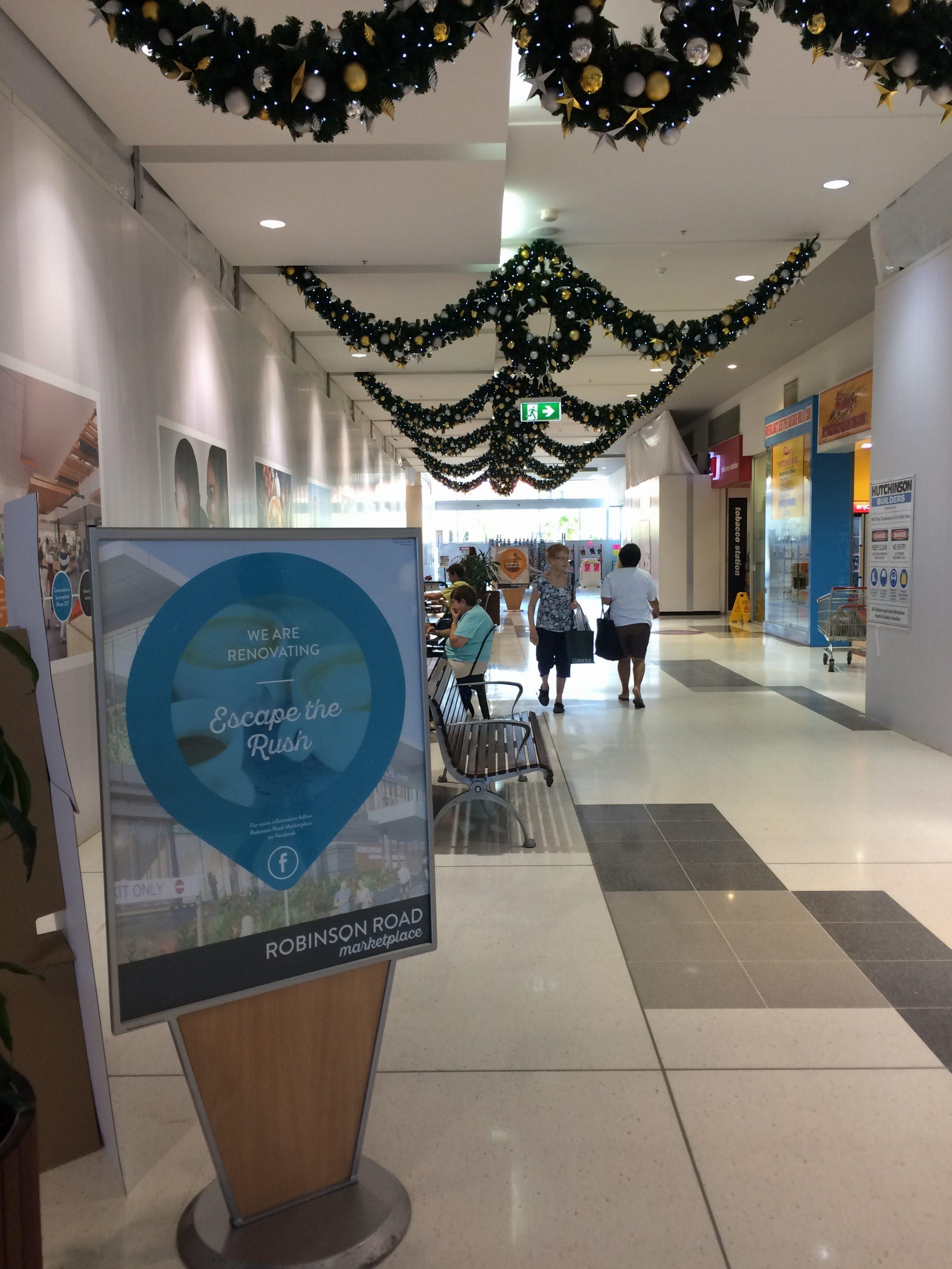 Aspley Village Shopping Centre - Redevelopment Dec 16