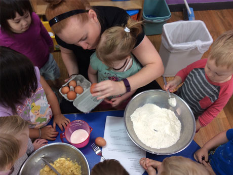 The-Learning-Tree-Aspley-Cooking