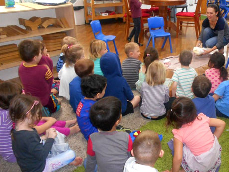 The-Learning-Tree- Aspley-Reading-Time